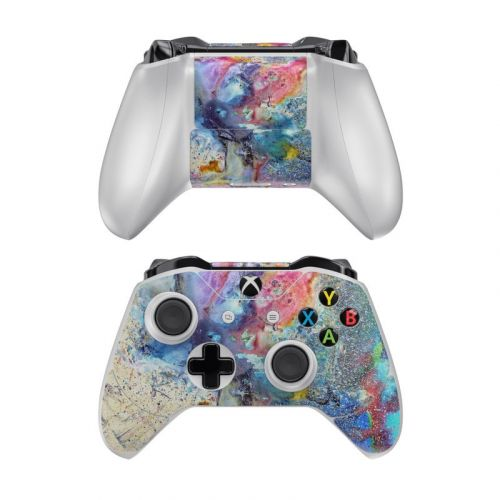Cosmic Flower Xbox One Controller Skin