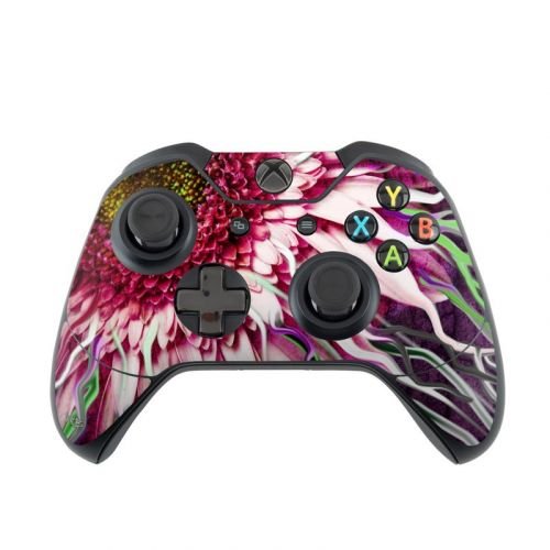 Crazy Daisy Xbox One Controller Skin