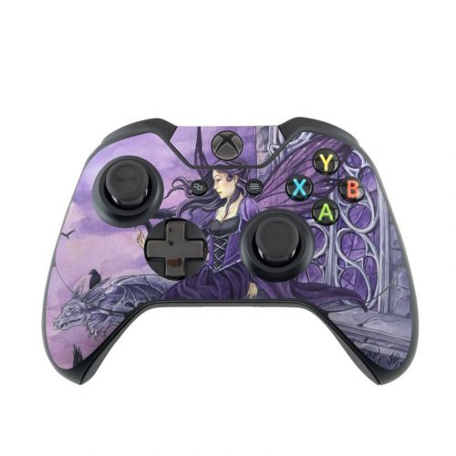 Dark Wings Xbox One Controller Skin