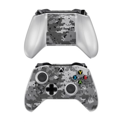 Digital Urban Camo Xbox One Controller Skin