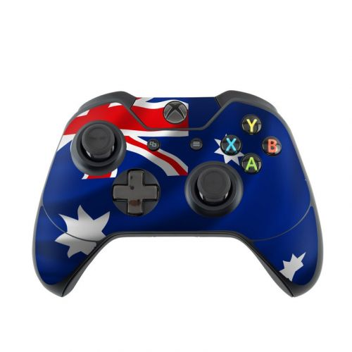 Down Under Microsoft Xbox One Controller Skin