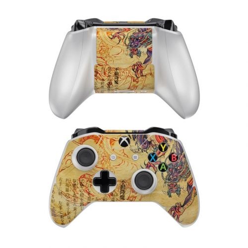 Dragon Legend Xbox One Controller Skin