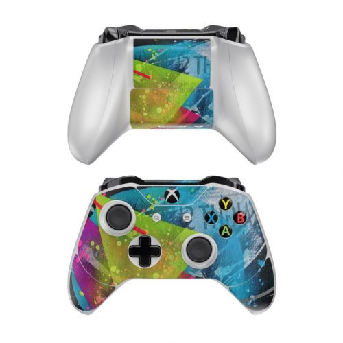 Element-City Xbox One Controller Skin