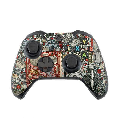 Everything and Nothing Xbox One Controller Skin