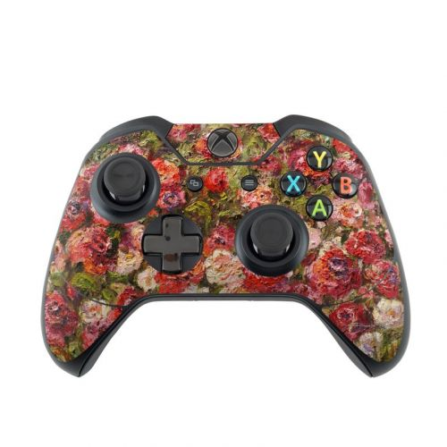 Fleurs Sauvages Xbox One Controller Skin