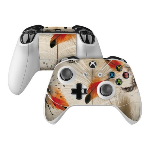 Feather Dance Xbox One Controller Skin