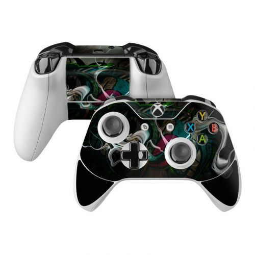 Graffstract Xbox One Controller Skin