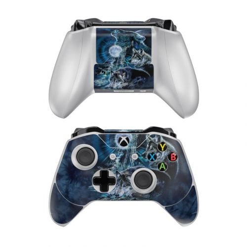 Howling Xbox One Controller Skin