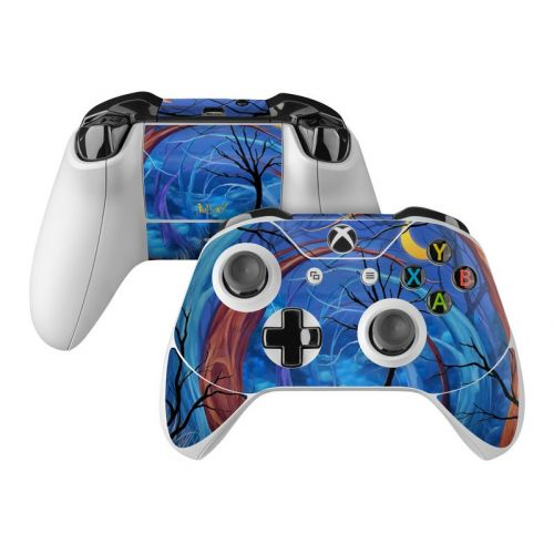 Ichabods Forest  Xbox One Controller Skin