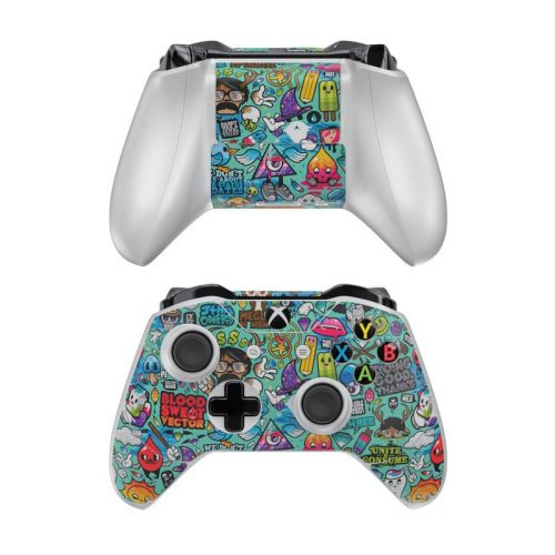 Jewel Thief Xbox One Controller Skin