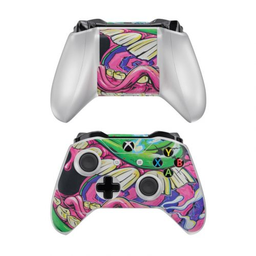 Mean Green Xbox One Controller Skin