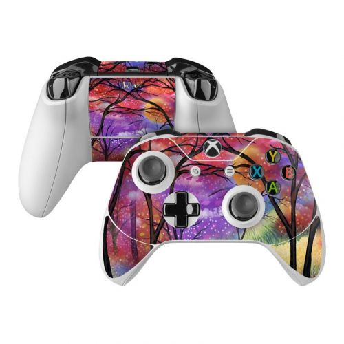 Moon Meadow Xbox One Controller Skin