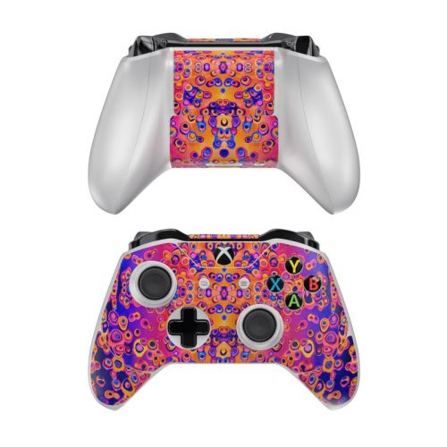 Moonlight Under the Sea Xbox One Controller Skin