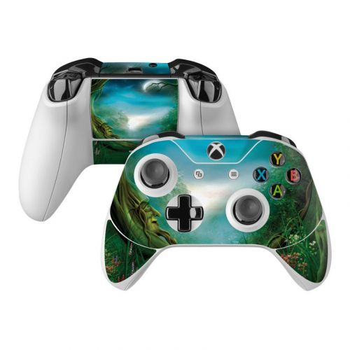 Moon Tree Xbox One Controller Skin