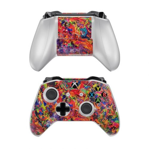 Maintaining Sanity Xbox One Controller Skin