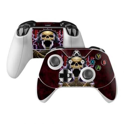 Play Loud Xbox One Controller Skin