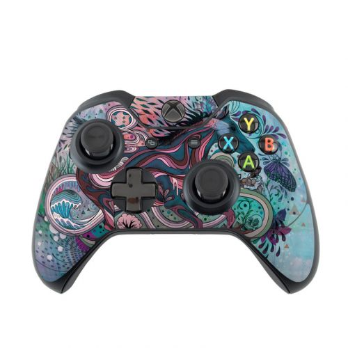 Poetry in Motion Xbox One Controller Skin