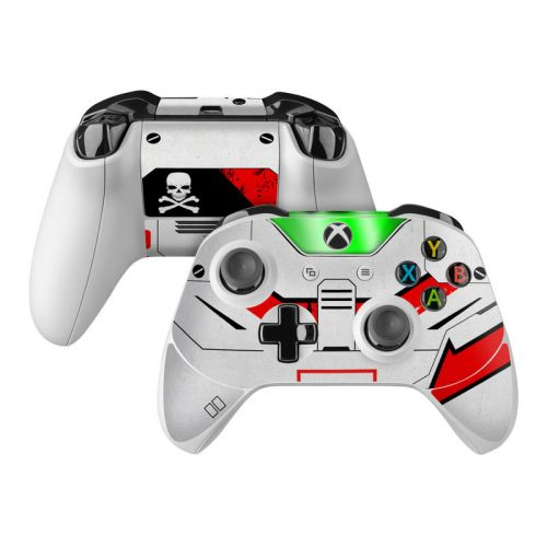 Red Valkyrie Xbox One Controller Skin