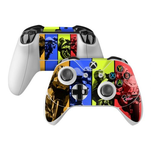 Race Panels Xbox One Controller Skin