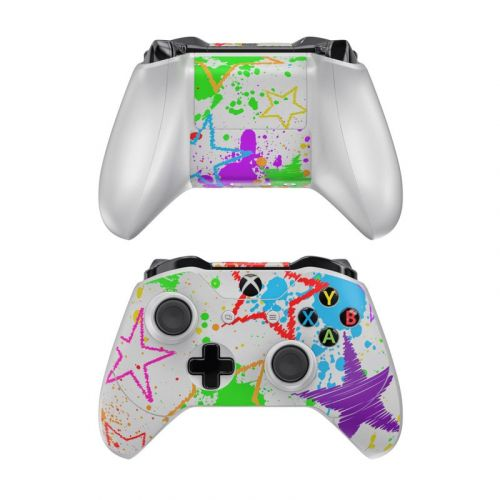Scribbles Xbox One Controller Skin