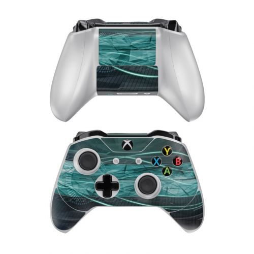 Shattered Microsoft Xbox One Controller Skin