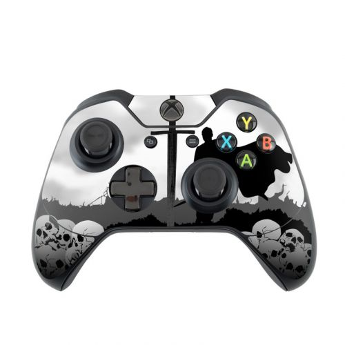 Slayer Xbox One Controller Skin