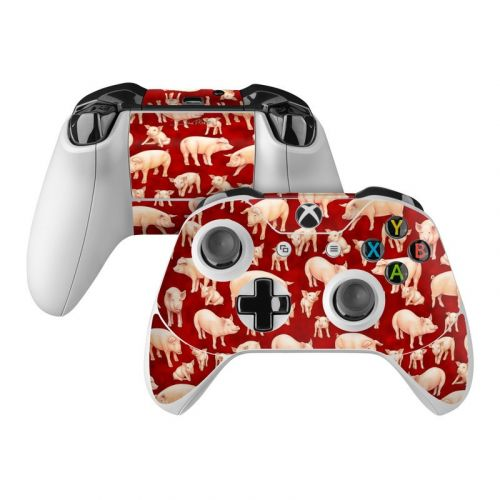 Some Pig Xbox One Controller Skin