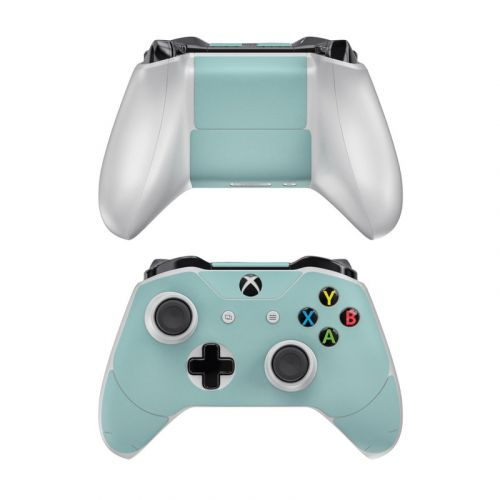 Solid State Mint Xbox One Controller Skin