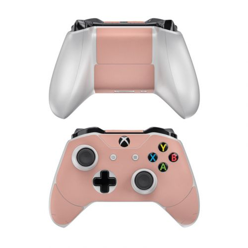 Solid State Peach Xbox One Controller Skin