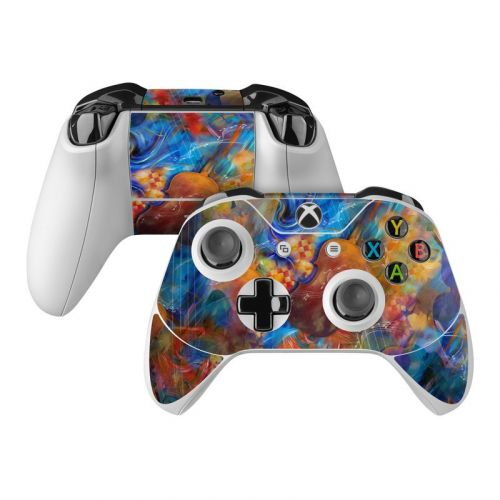 Strings & Things Xbox One Controller Skin