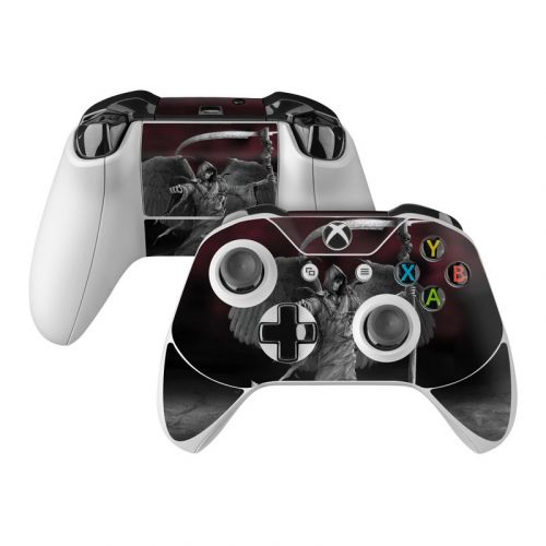Time is Up Microsoft Xbox One Controller Skin
