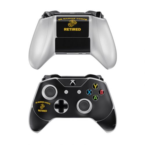 USMC Retired Xbox One Controller Skin