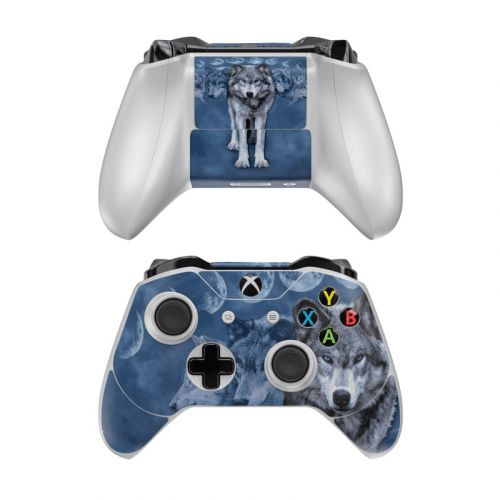 Wolf Cycle Xbox One Controller Skin