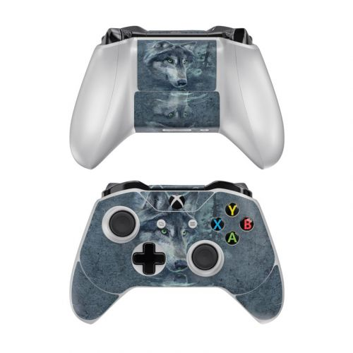 Wolf Reflection Xbox One Controller Skin