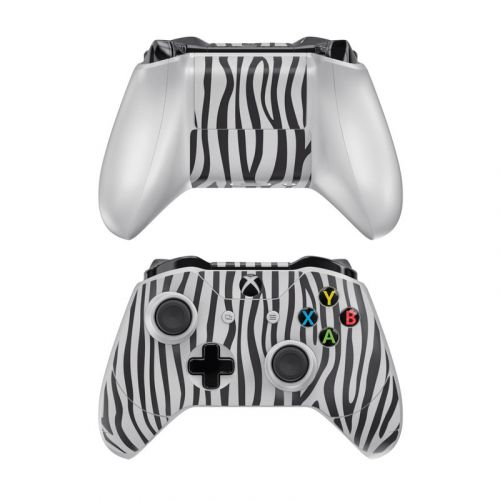 Zebra Stripes Xbox One Controller Skin