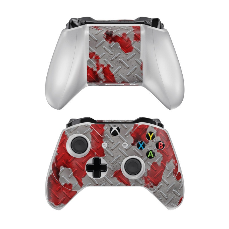 Accident Xbox One Controller Skin