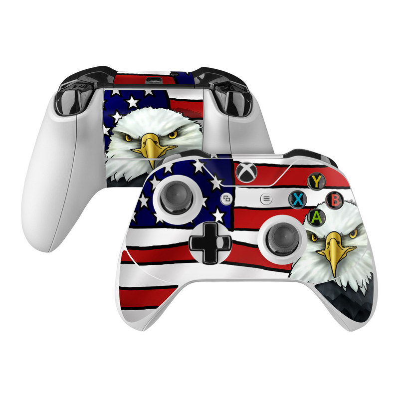 American Eagle Xbox One Controller Skin