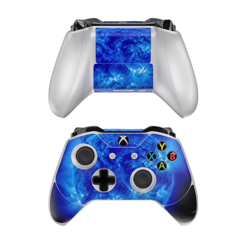 Blue Giant Xbox One Controller Skin