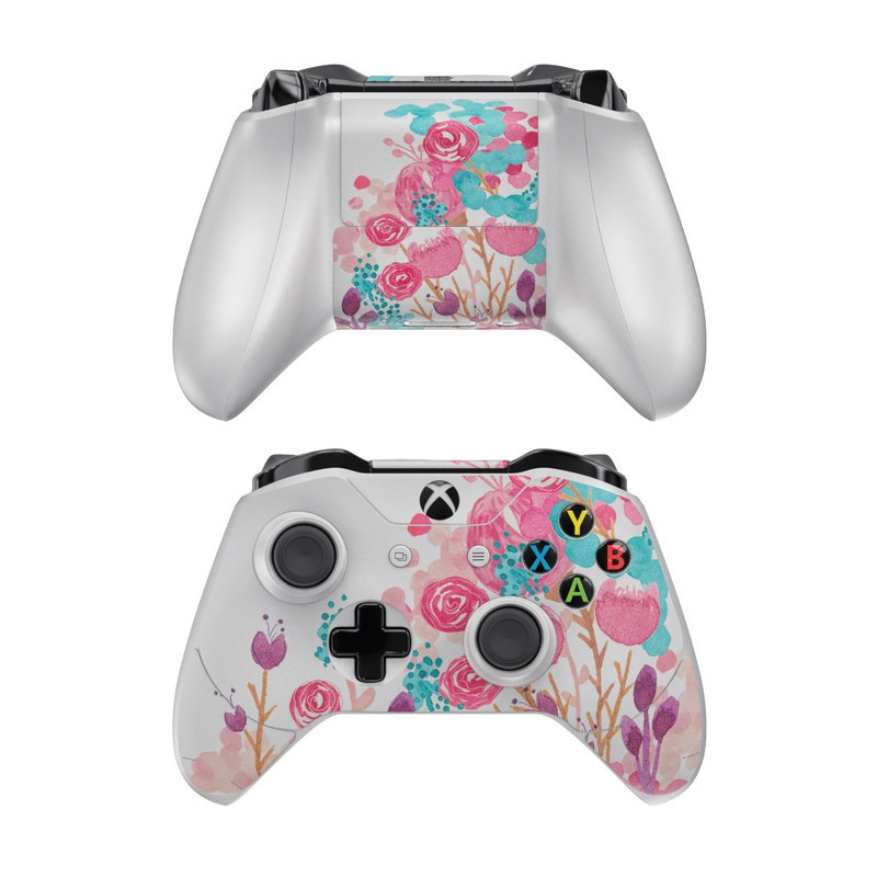 Blush Blossoms Xbox One Controller Skin