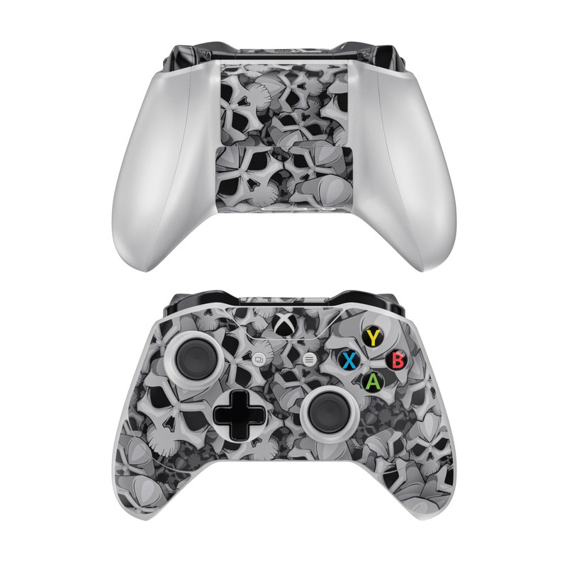 Bones Xbox One Controller Skin