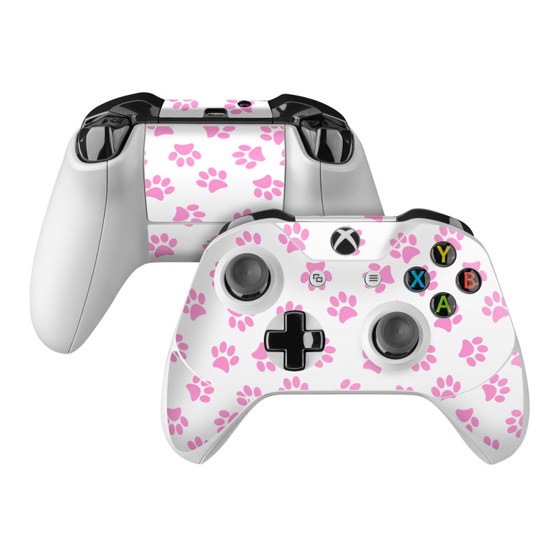 Cat Paws Xbox One Controller Skin