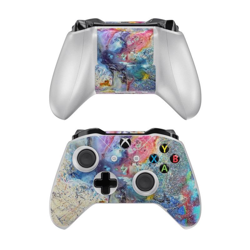 Cosmic Flower Xbox One Controller Skin