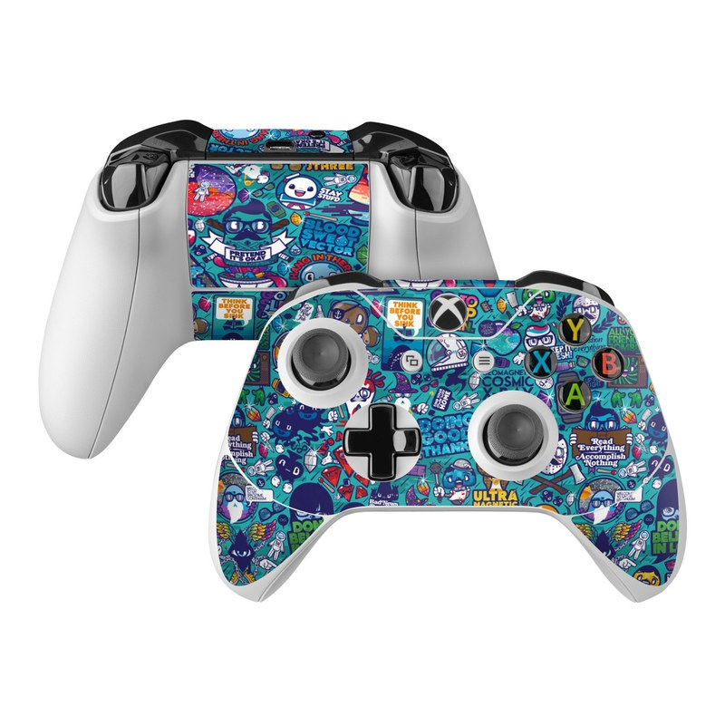 Cosmic Ray Xbox One Controller Skin