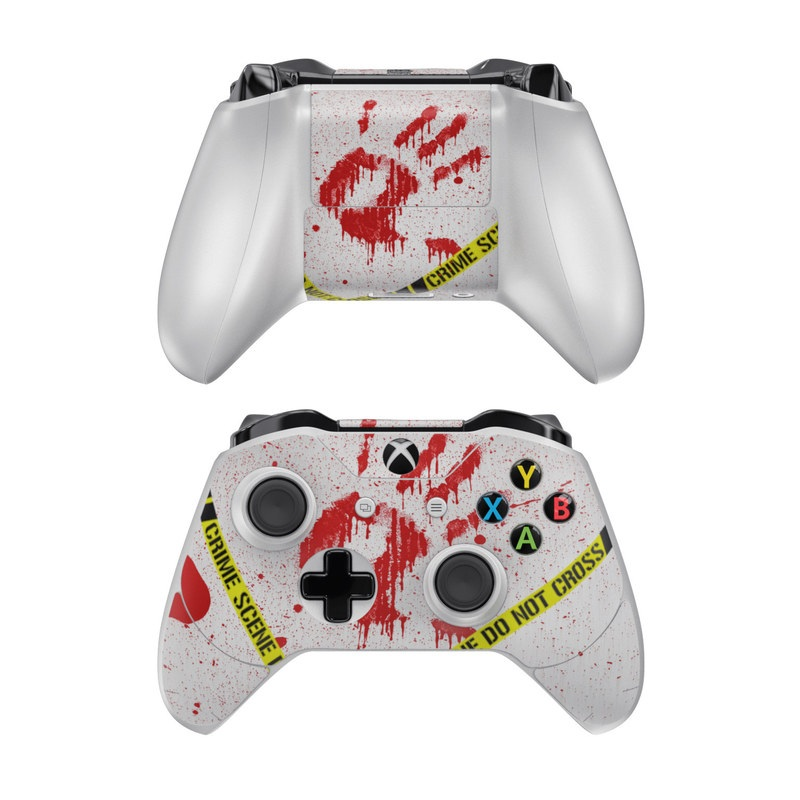 Crime Scene Revisited Xbox One Controller Skin