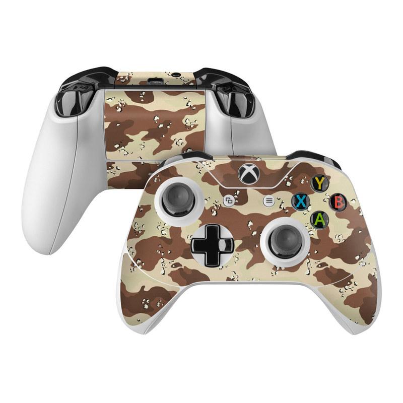 Xbox One Camo Skins Desert Camo Mic...