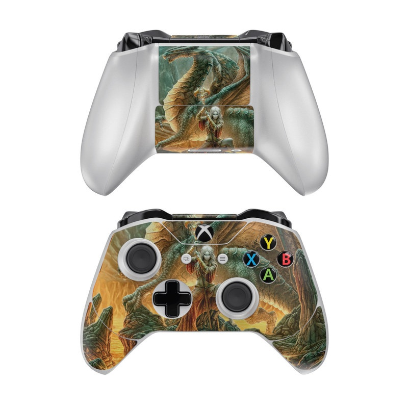 Dragon Mage Xbox One Controller Skin