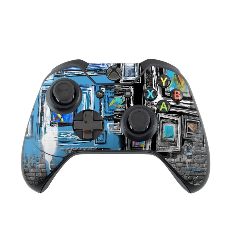 Dripping Walls Xbox One Controller Skin