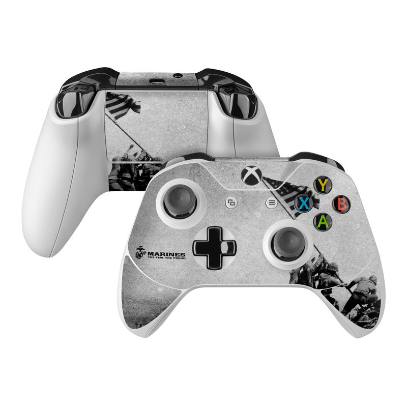 Flag Raise Xbox One Controller Skin