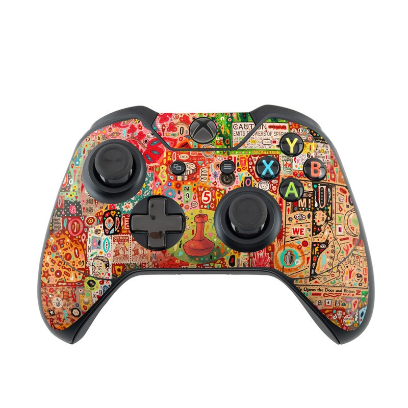 Flotsam And Jetsam Xbox One Controller Skin