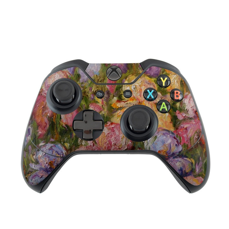 Field Of Irises Xbox One Controller Skin